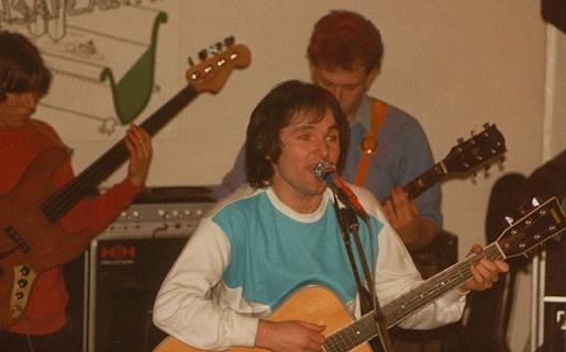 Premier orchestre, concert solo 1982