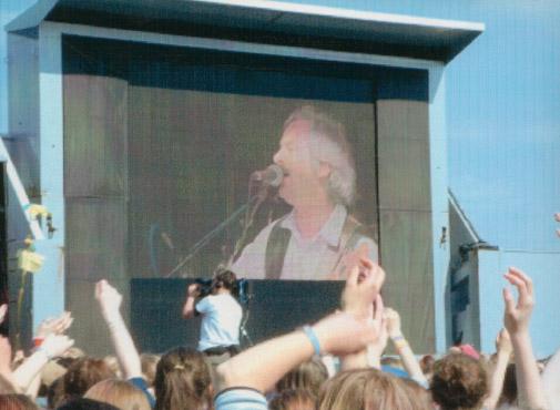 concert en Belgique