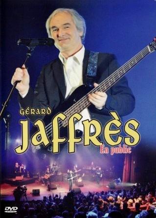 Gérard Jaffrès, en public (DVD live en vente ici)