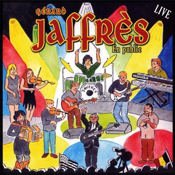 Gérard Jaffrès, en public (CD live en vente ici)