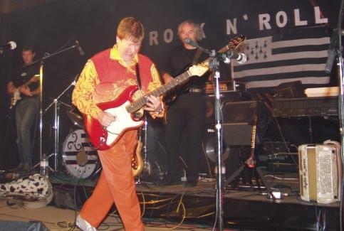 Burt Blanca, 2003
