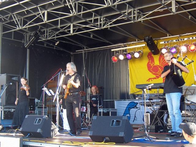 Wallonie, 2005